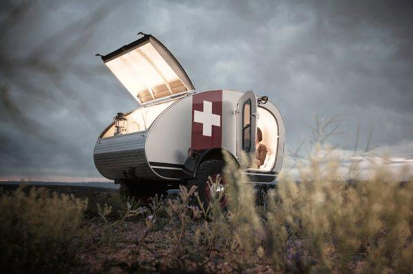 The Great Escape Caravan