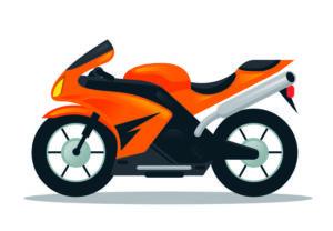 Sportsbike icon